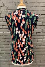Shirt Tanya Geometric Top