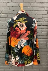 Blouse Fay Floral Button Blouse
