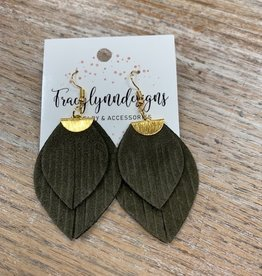Jewelry TLD Small Flairs Earrings