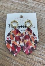 Jewelry TLD Fall Punch Earrings