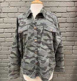 Jacket Sterling Camo Shacket