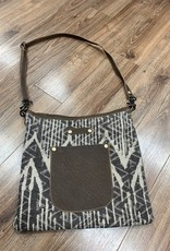Bag Sepia Splash Shoulder Bag