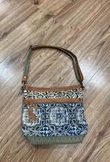 Bag Weblike Shoulder Bag