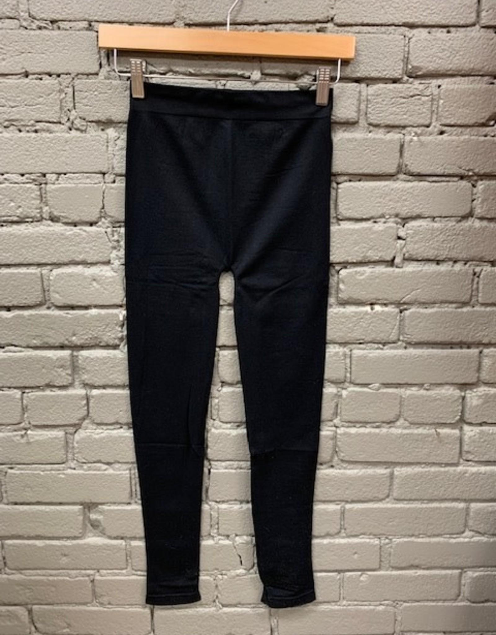 Leggings Black Seamless Leggings