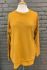 Sweater Amelia Knitted Neck Sweater