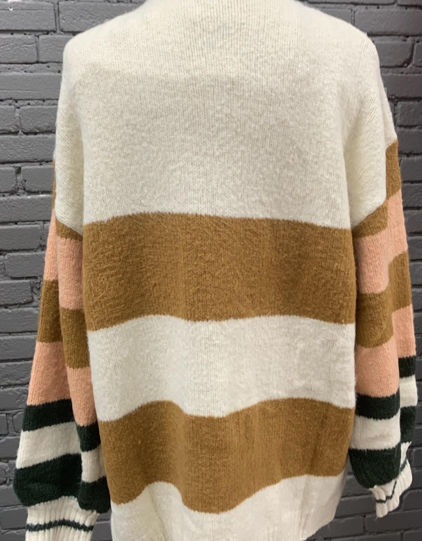 Cardigan Celine striped cardigan