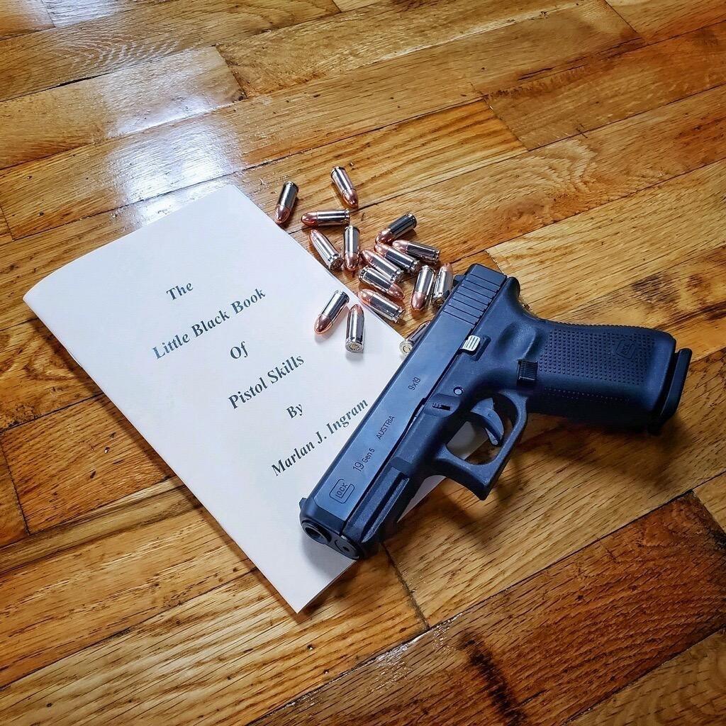 The Little Black Book of Pistol Skills by Marlan J. Ingram