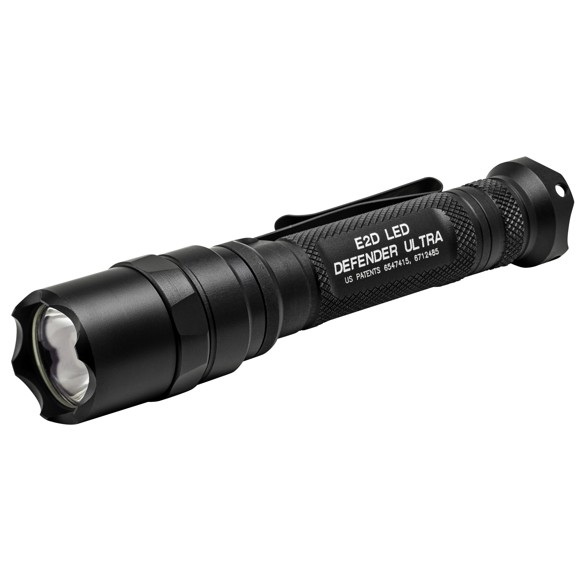 Surefire E2D Defender Ultra, 1000/5 lumens, Black anodized