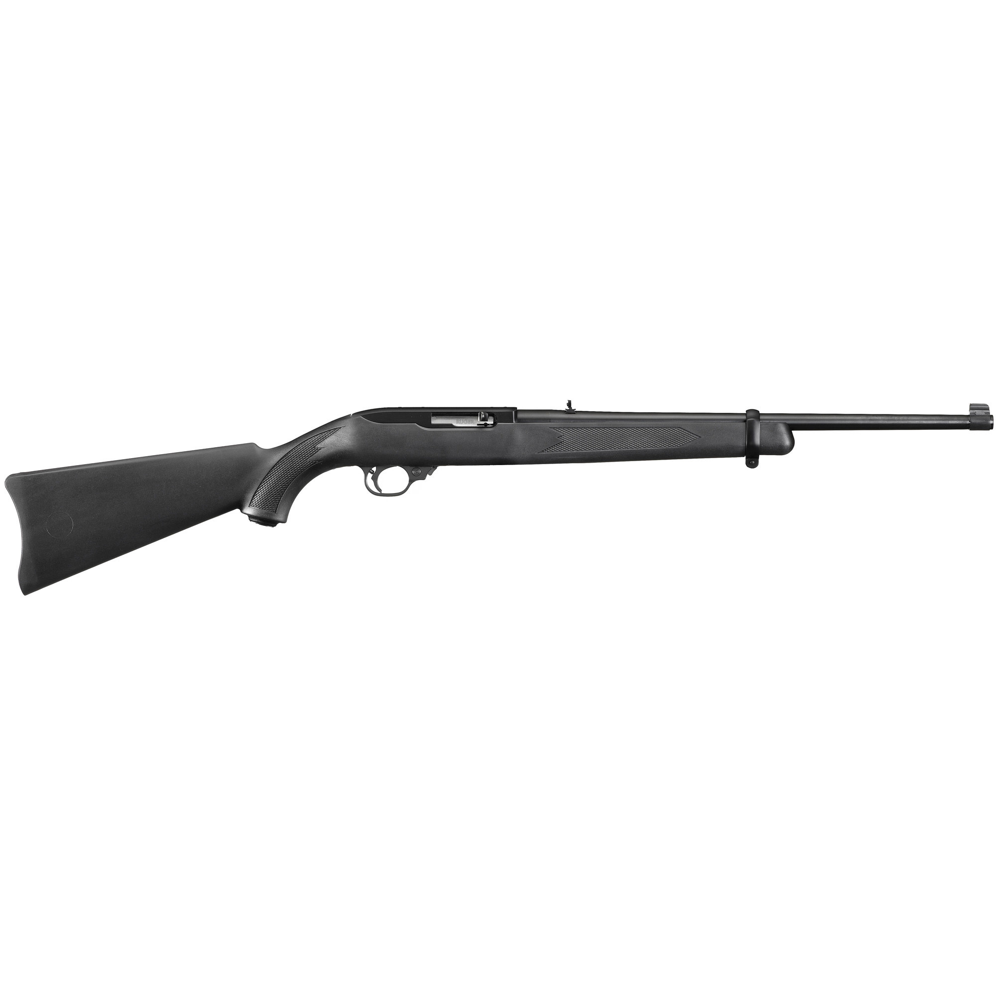 "Ruger 10/22 Carbine Semi-Auto 22LR 18.5"" 10+1 Blk Syn Stock Black Finish"