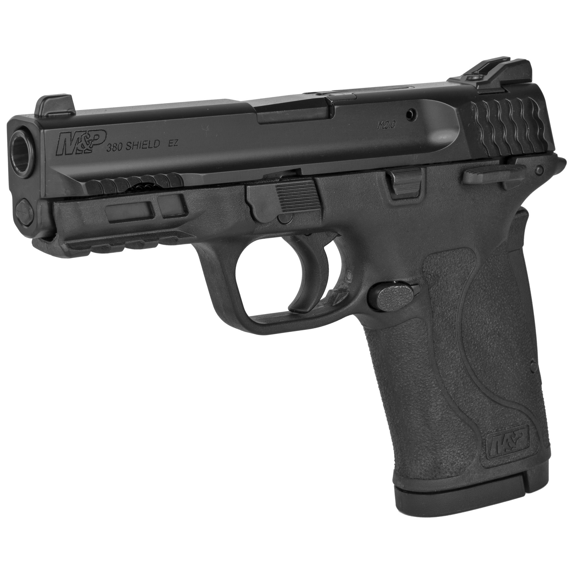 Smith & Wesson M&P EZ Shield with Thumb Safety, 380acp