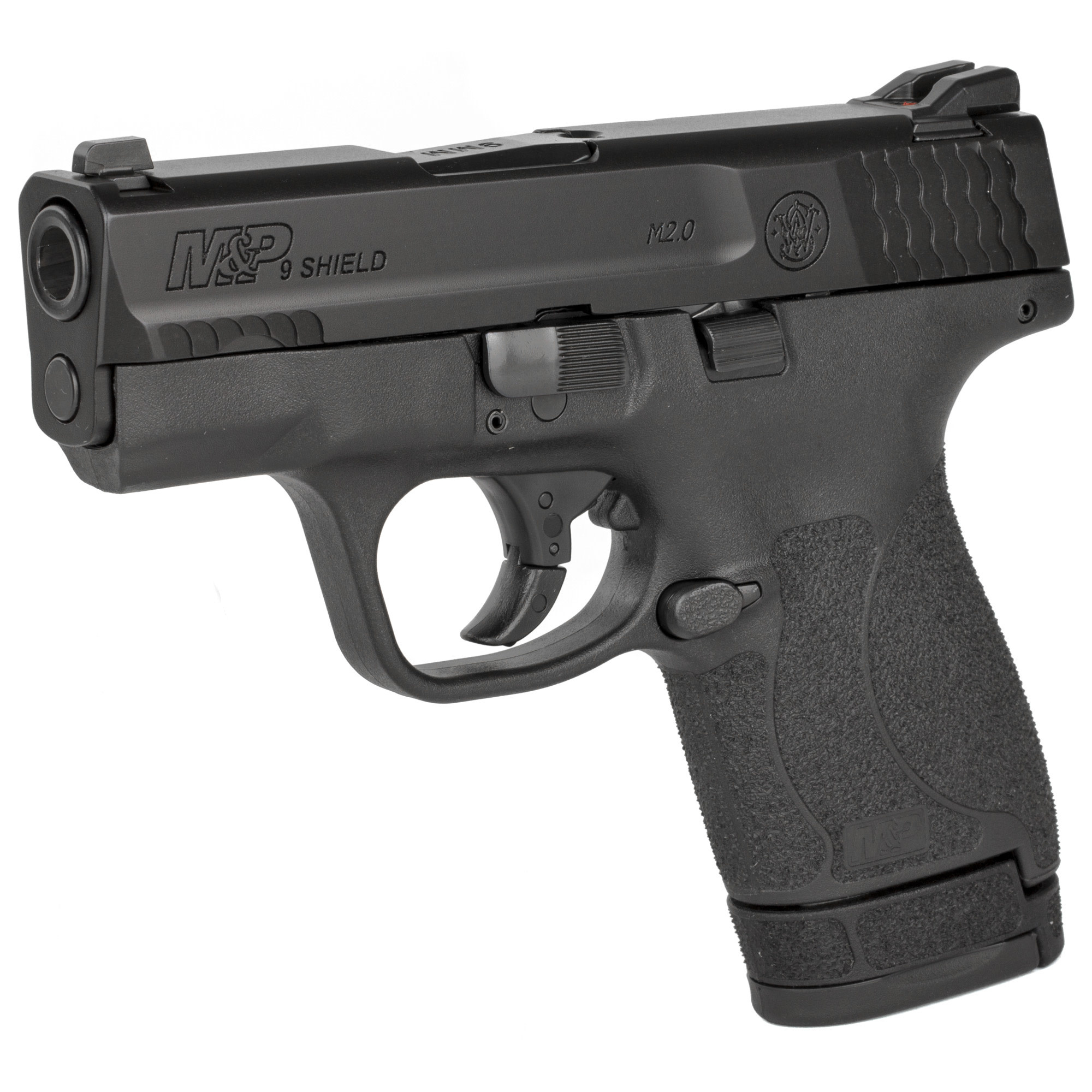 Smith & Wesson M&P Shield M2.0, 9mm, No Thumb Safety, 8 rd