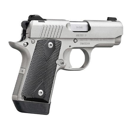 "Kimber Micro Carry Stainless .380 ACP Pistol, 6 Rd, 2.75"""