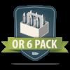 Openrange 6-Pack Pistol Time (Save $78)