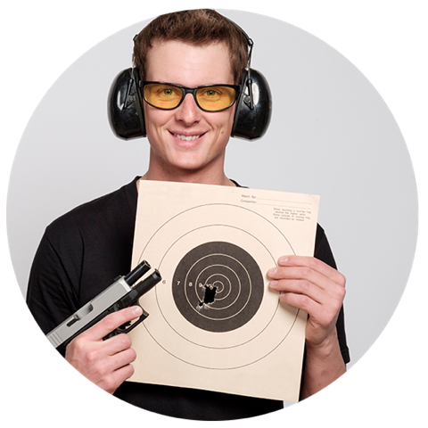 10/16 - Family Basic Pistol Class - 2pm to 6pm