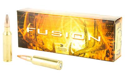 Ammo, Federal Fusion, 300 WSM, 165 gr, 20 rd