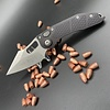 Sold Out - Microtech STITCH, blade - single edge, stonewash, standard
