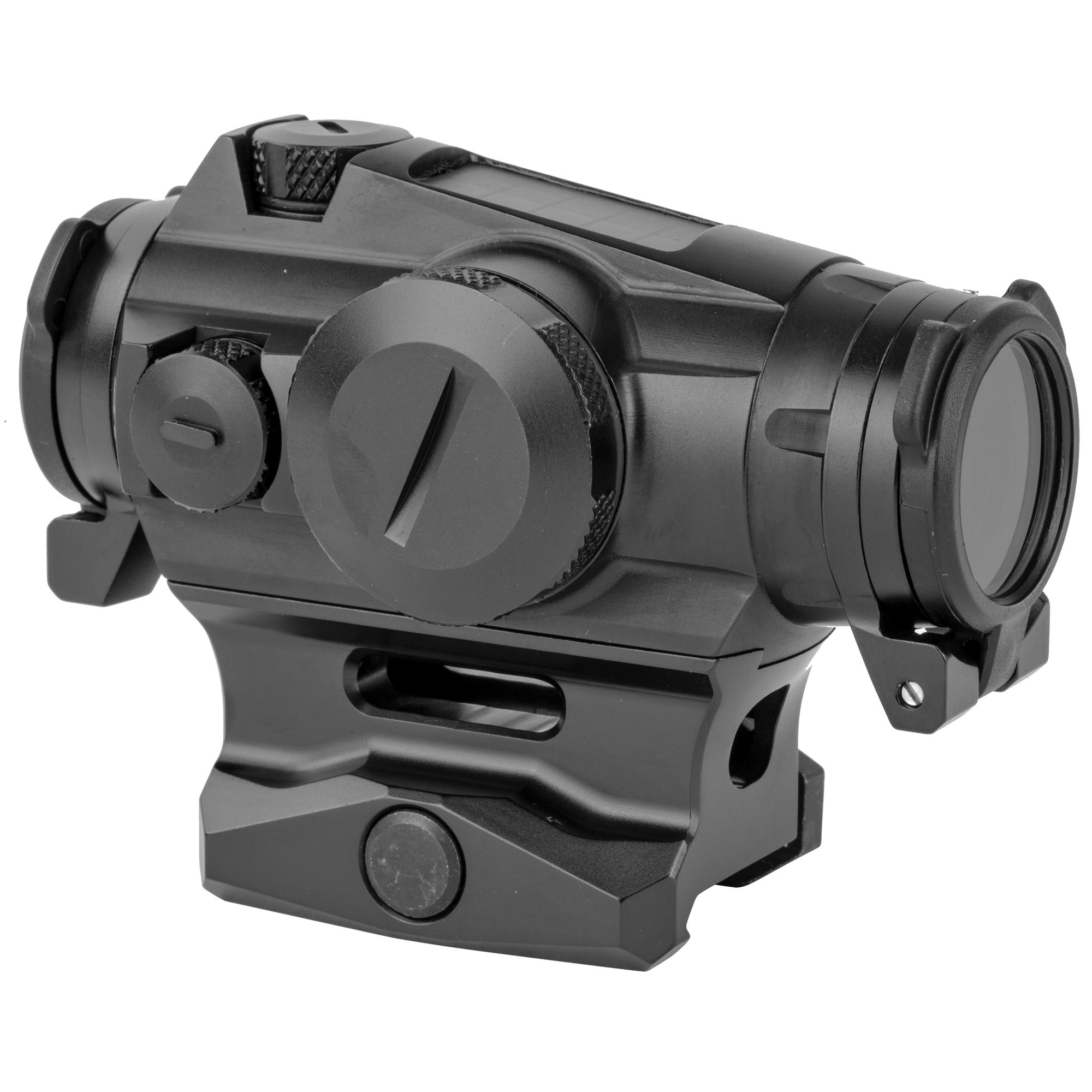 Sig Sauer Romeo 4T Tactical/Solar Red Dot Sight, 2 MOA Circle Plex