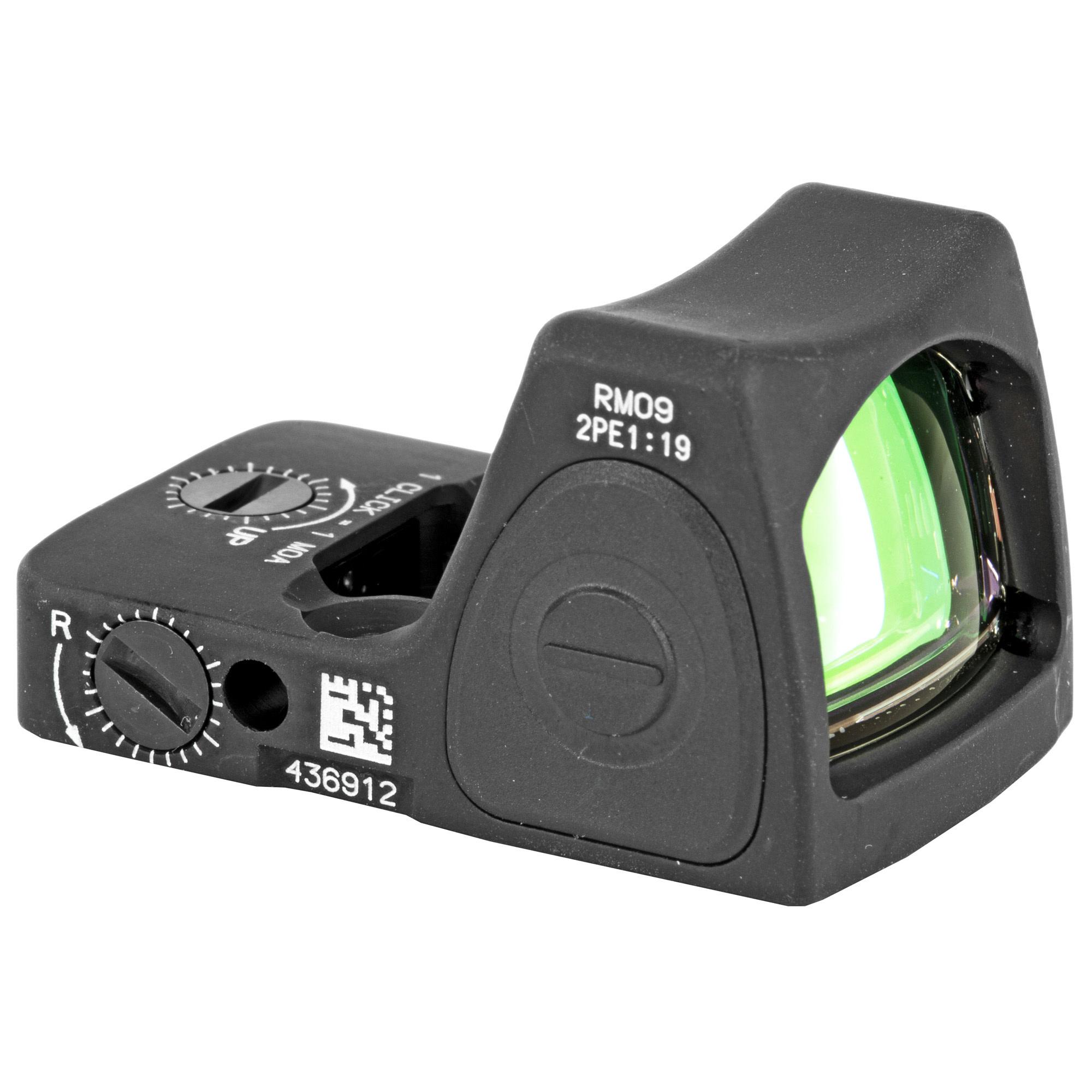 Trijicon RM09 Type 2 adjustable LED RMR, 1 MOA Dot