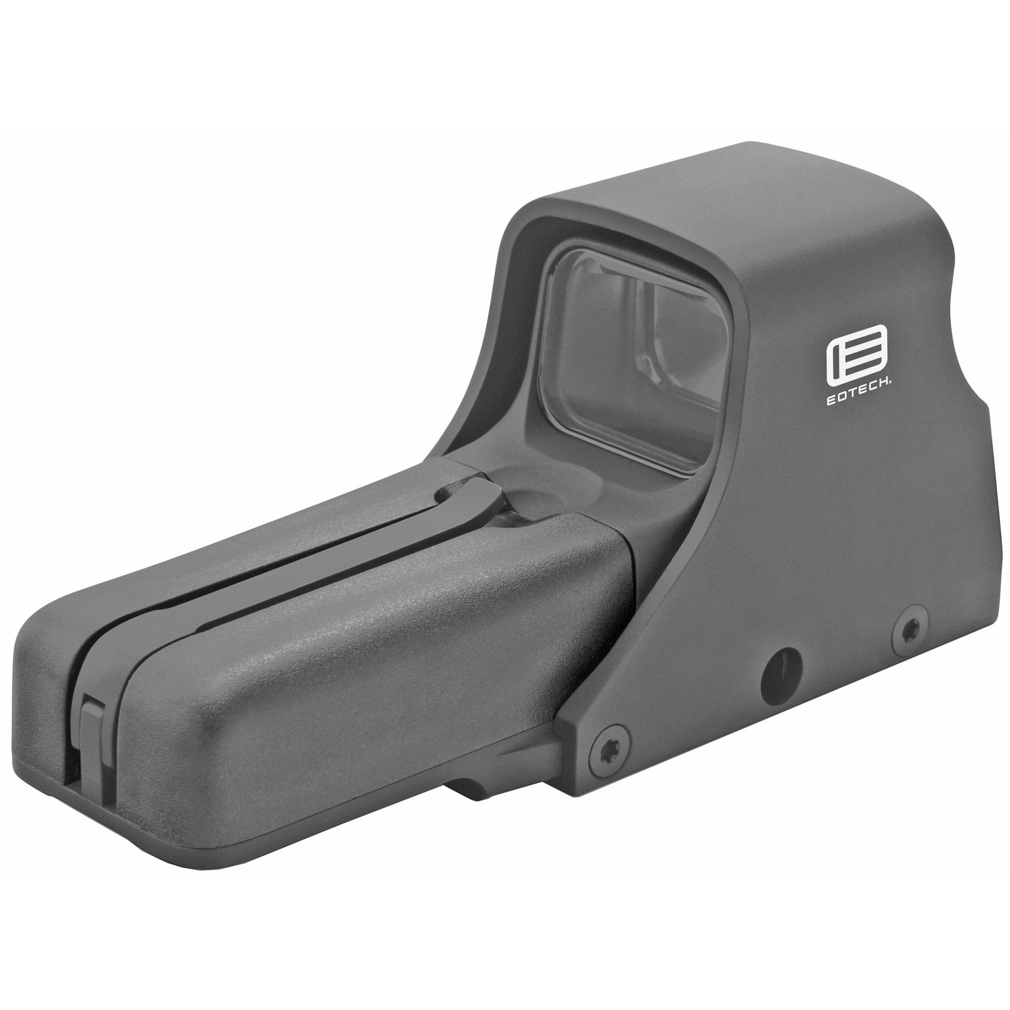 EOTech 512 Tactical, Standard AA Batteries