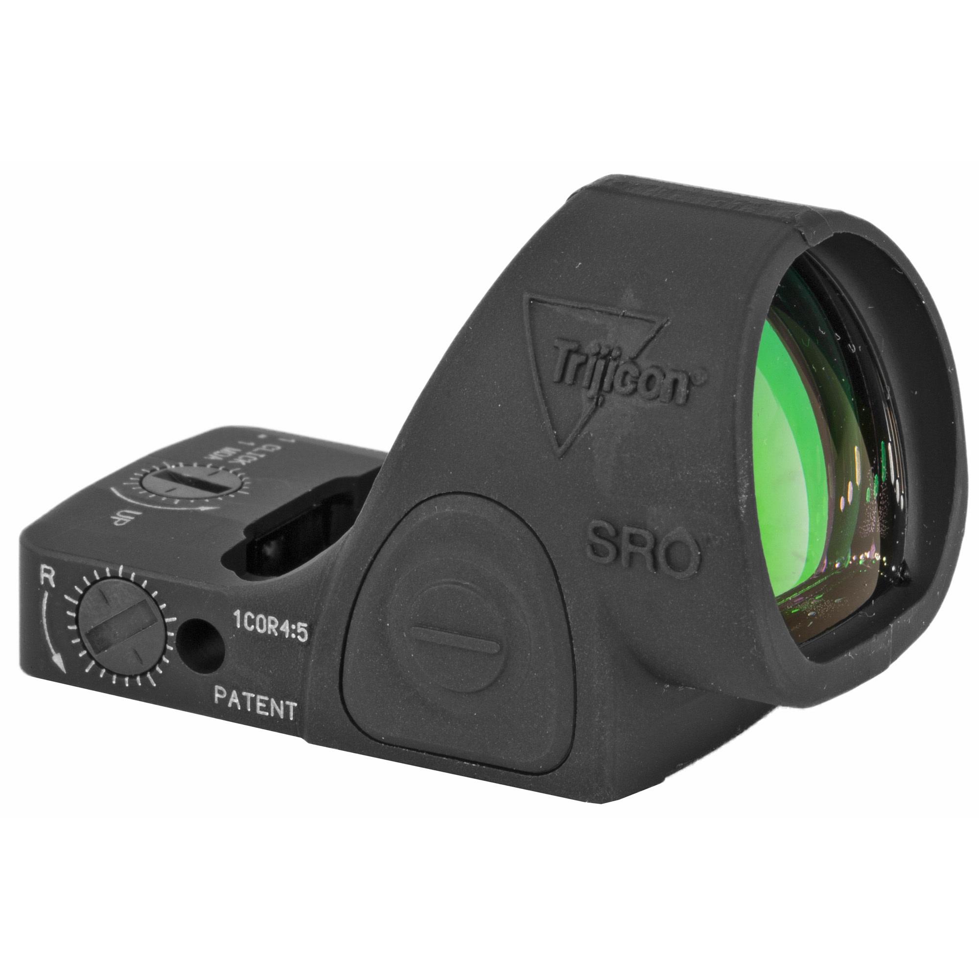Trijicon SRO (Specialized Reflex Optic), 2.5 MOA, Adjustable LED, Black