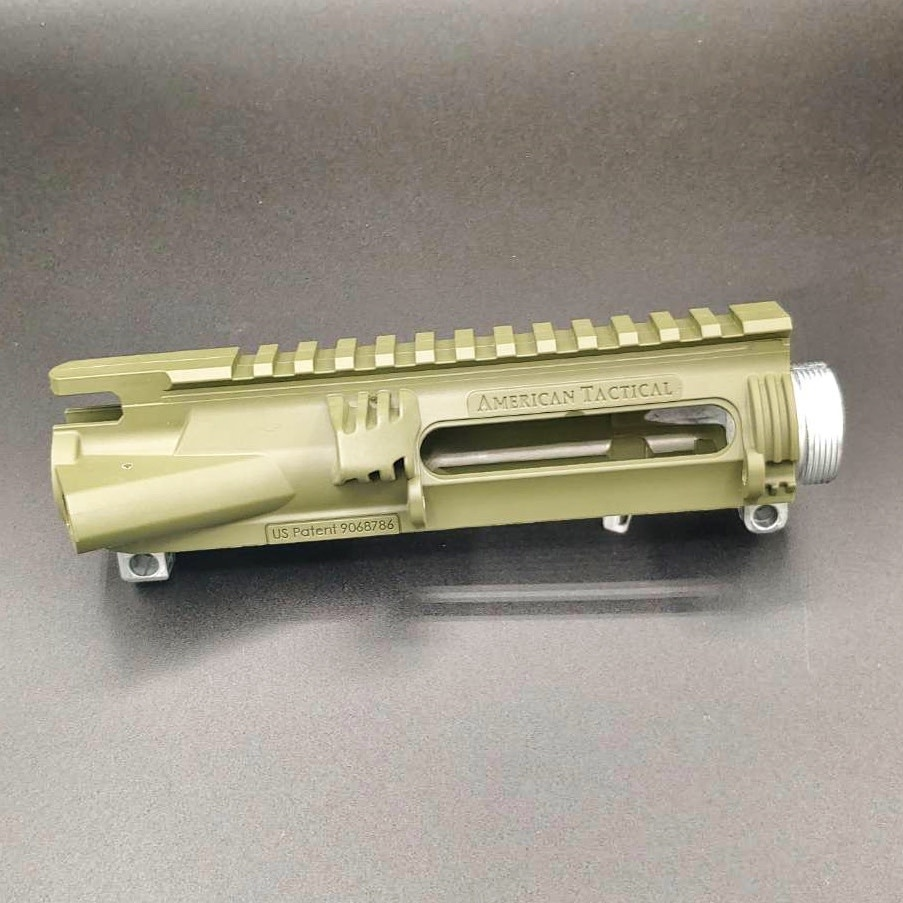 ATI HYBRID complete AR-15 lower with stripped upper receiver, NO barrel or BCG