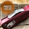 Sold Out - Microtech COMBAT TROODON, Blade - double edged, bronzed apocalyptic standard