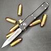 Microtech UTX-70, blade - double edge satin standard