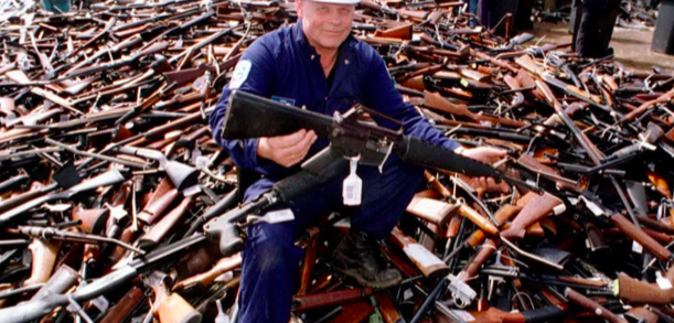 Assault weapons ban - here we go...