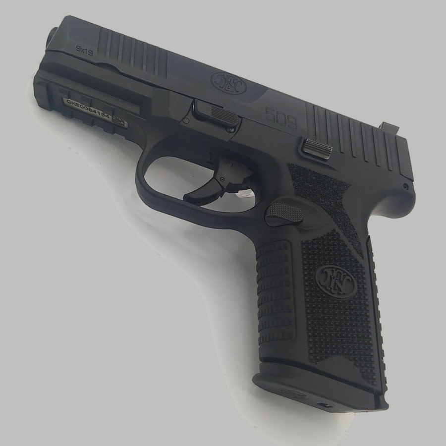 Used FN 509 MRD, Mid Size, 9mm, 15 rd mags (2)