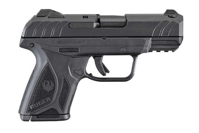 Ruger Security-9, 9MM, 2-10Rd Magazines