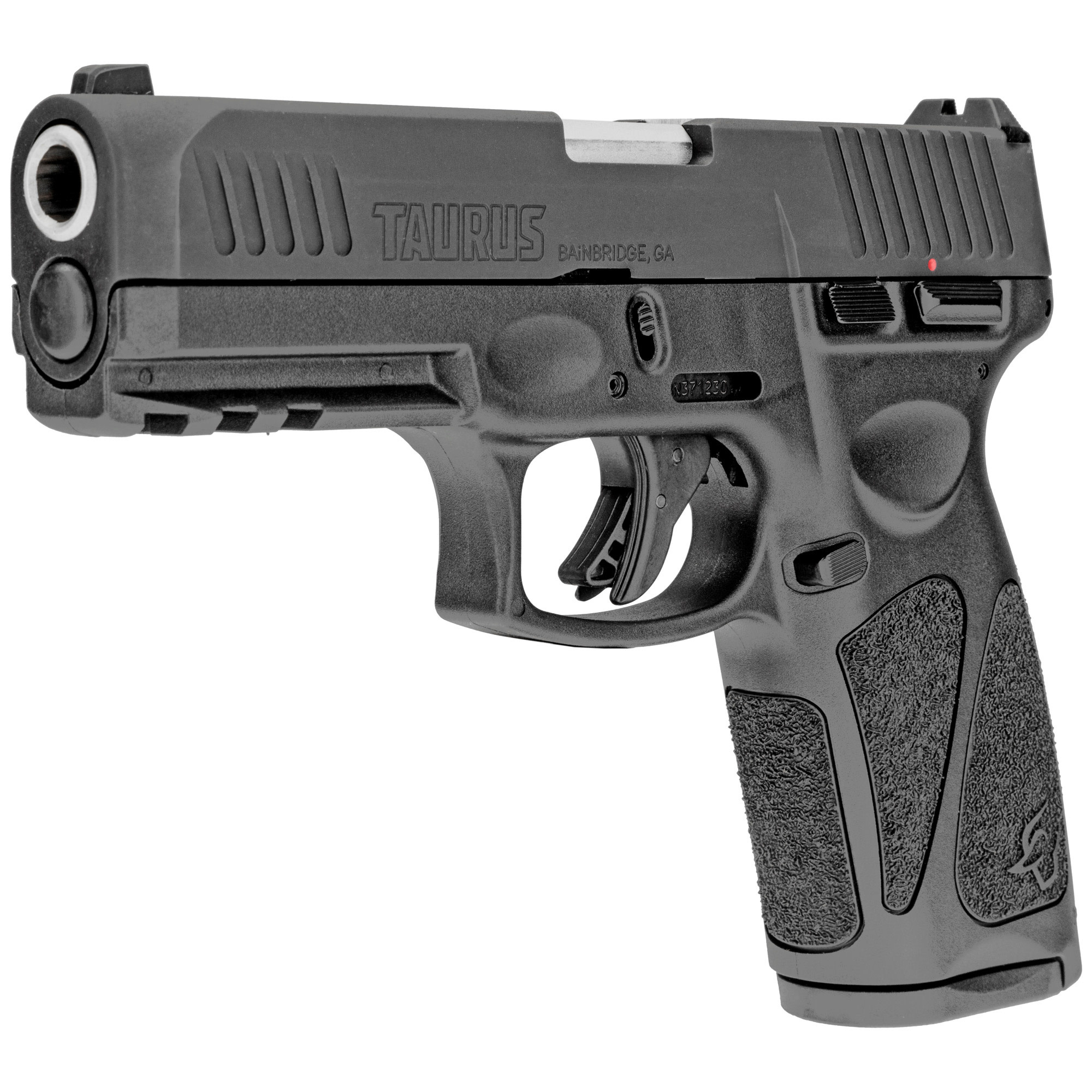 "Taurus G3,  9mm, Black, 4"" barrel, 15 rd"
