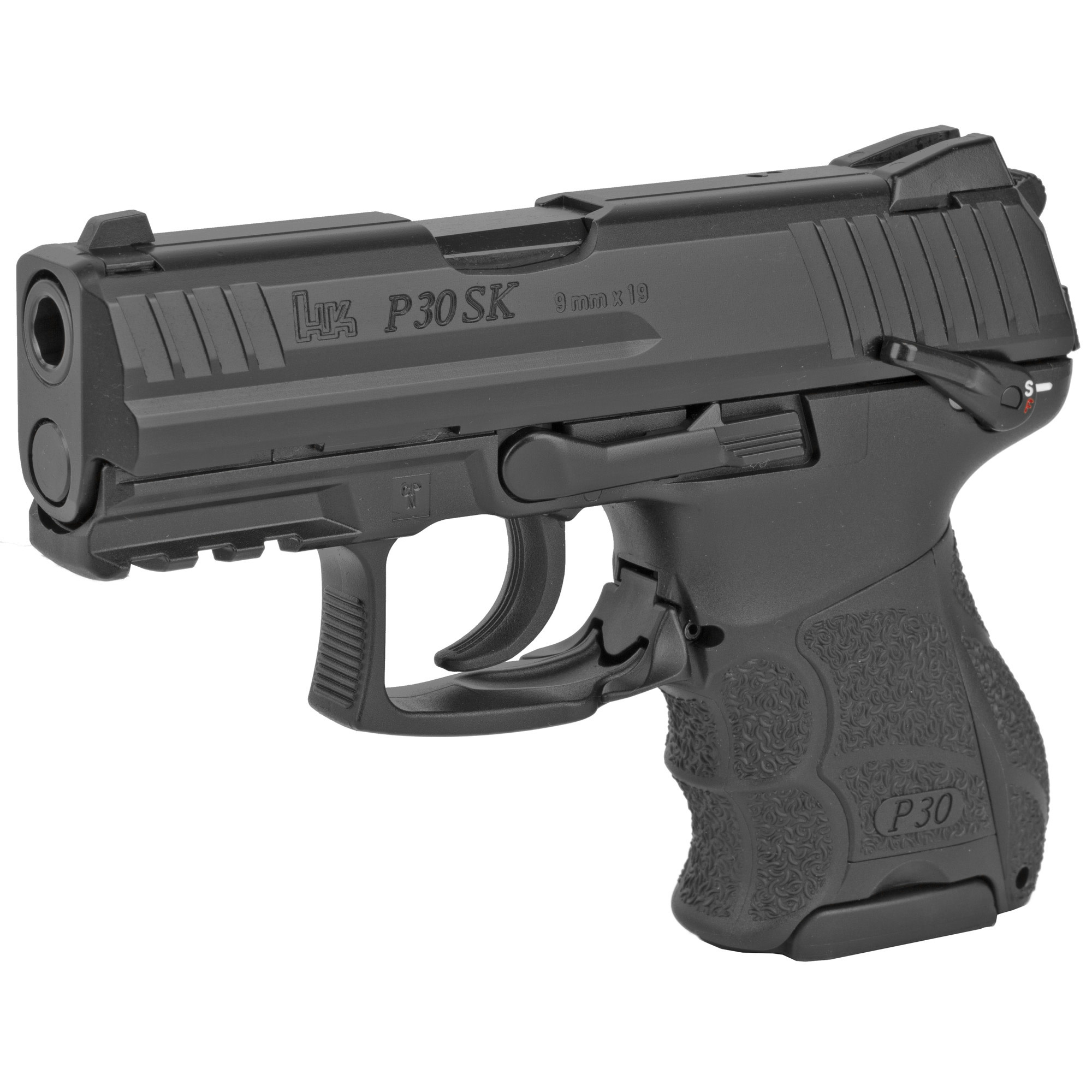 H&K P30SK V3, 9mm, 10 rd