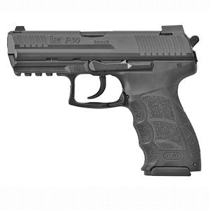 H&K P30 V3, 9mm, 17 rd