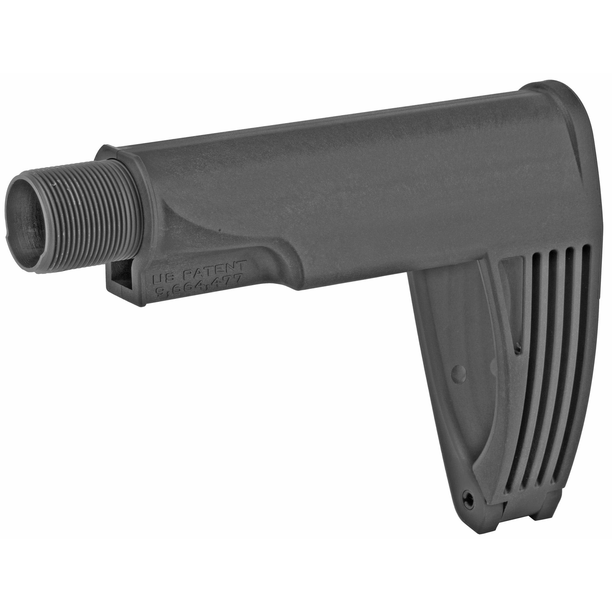 Gear Head Works TH2 Tail Hook MOD 2, Black, pistol brace