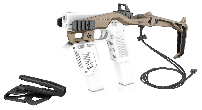 Recover Tactical 20/20 Stabilizer kit, For Glock standard frames, TAN