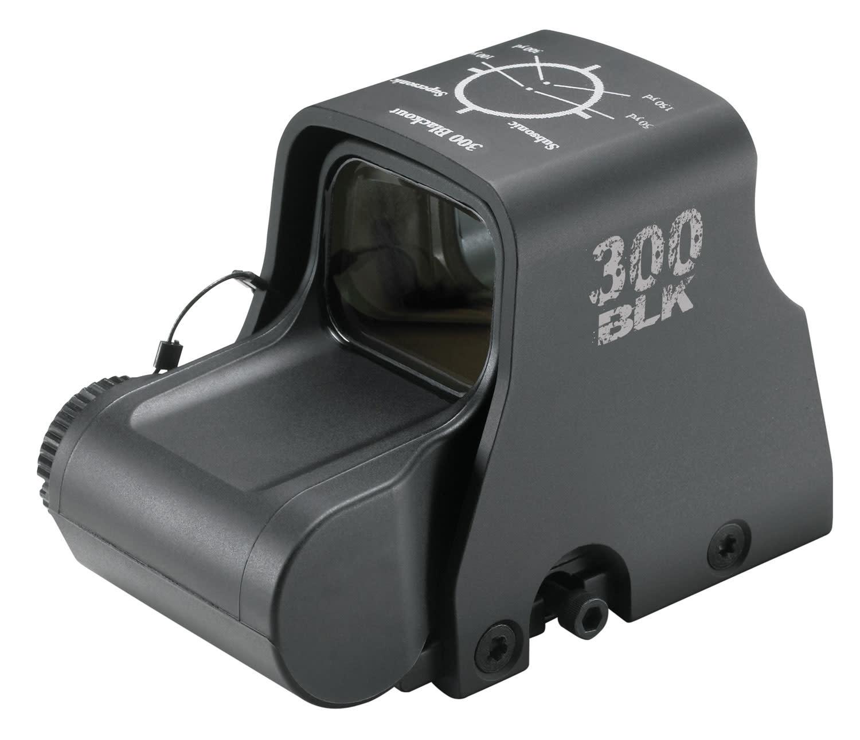 EOTech Weaponsight, 2-DOT reticle, 300 BLACKOUT, ballistics on hood