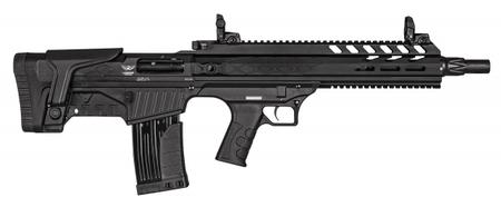 """Landor Arms BPX 902-G3, 12ga, 18.50"""", 5+1, Black"""
