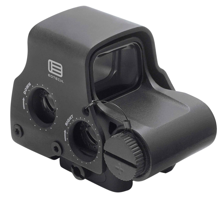 Eotech EXPS2, 68/1 MOA Green Ring & Dot, Black, CR123A, Quick Detach