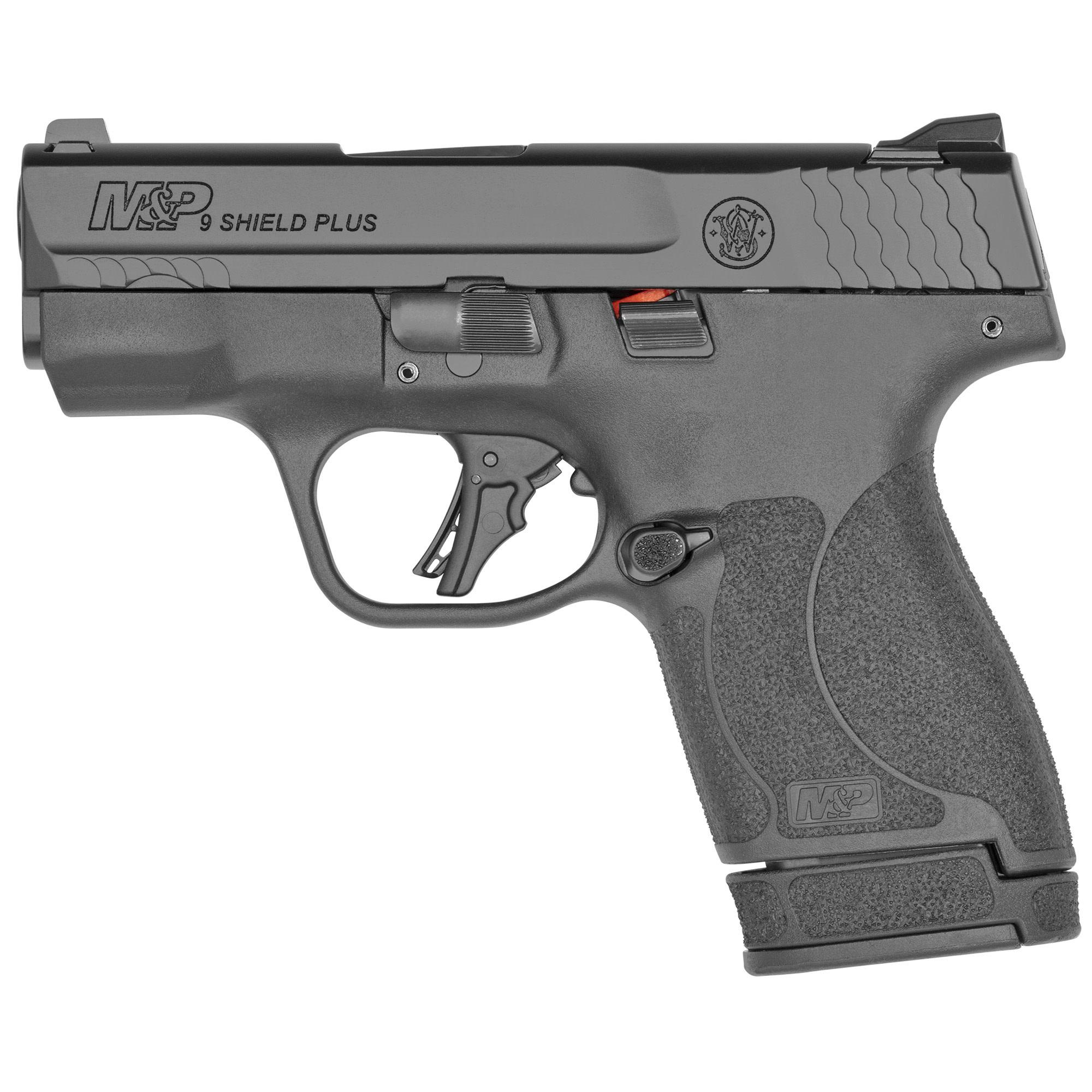 Smith & Wesson Shield Plus, 9mm, Black, 13+1