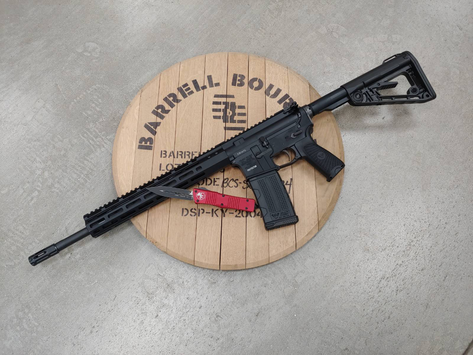 "Wilson Combat Protector Carbine, 5.56, 16"", 30rd"
