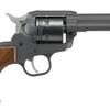 """Ruger Wrangler, Talo Edition, 22lr, 6rd, 4.62"""" Colbalt Cerakote, Hardwood Grip"""