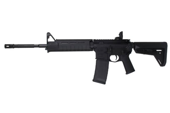 "Colt M4 carbine, Magpul MOE SL, Black, 5.56, 16"", 5.56 NATO"