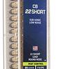 Ammo, CCI Specialty CB 22 Short 29 gr Lead Round Nose (LRN) 100 Bx
