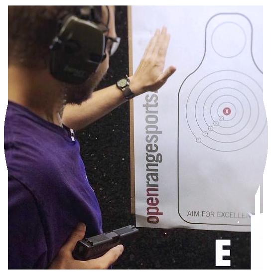 07/24 - Level 5: Close Quarters Pistol Skills Class - 12pm to 6pm