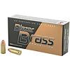 Ammo, Blazer Brass 9mm, 115 gr, 50 rd