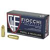 Ammo, Fiocchi 9mm, 115 gr, FMJ, 50 rd