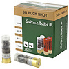 Ammo, Sellier & Bellot 12 ga Buckshot 2-3/4'' 25 rd