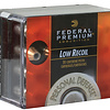 Ammo, Federal Premium Personal Defense Low Recoil 357 Mag 130 gr Hydra-Shok Jacketed Hollow Point 20 Bx