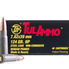 Ammo, TULA 7.62X39 124GR HP, 40 box **NOT FOR USE AT OPENRANGE**