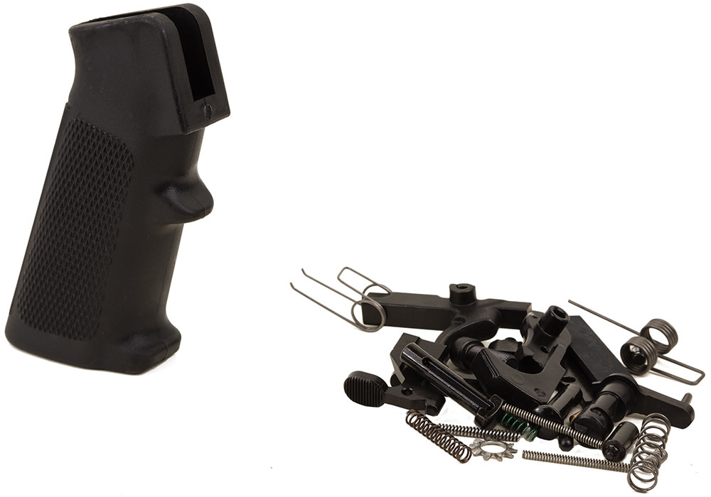 Anderson Lower Parts Kit AR-15 Black